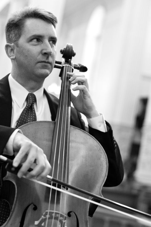 Jeff Hamacher, cello